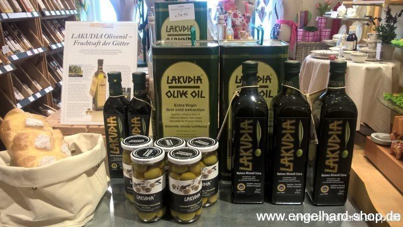 Lakudia Olivenöl