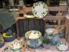 Keramikschalen Thema Oliven