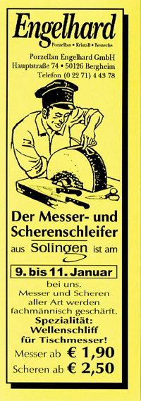 Messerschleifer